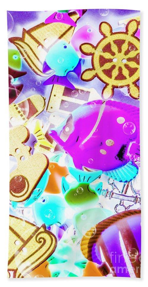 Beach Beach Sheet featuring the photograph The Beach Below by Jorgo Photography - Wall Art Gallery