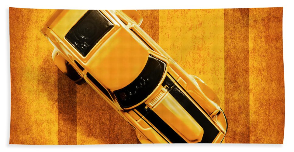 Automotive Beach Towel featuring the photograph Z by Jorgo Photography - Wall Art Gallery