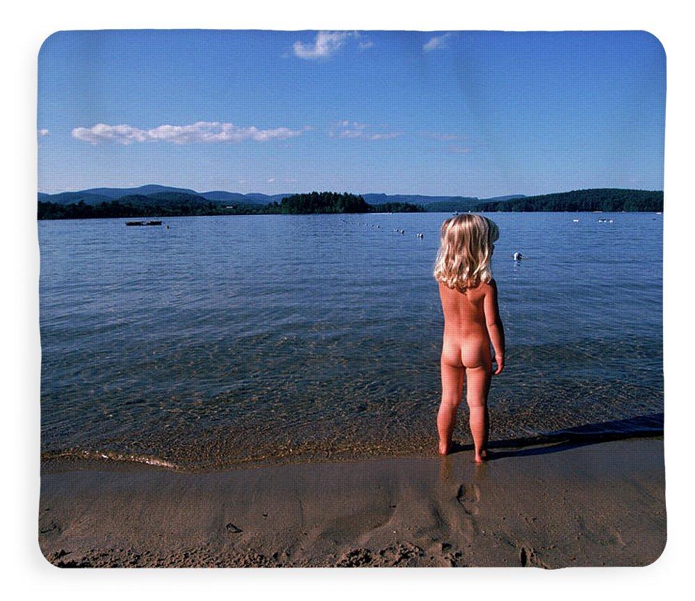 Shower naked beach A shower