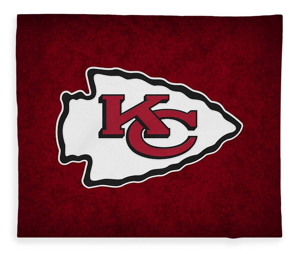 Chiefs Fleece Blanket featuring the photograph Kansas City Chiefs by Joe Hamilton