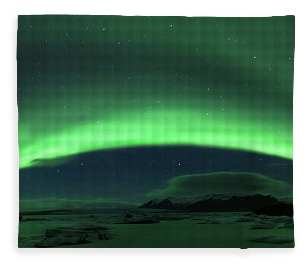 Scenics Fleece Blanket featuring the photograph Dance by Vicki Mar Photography
