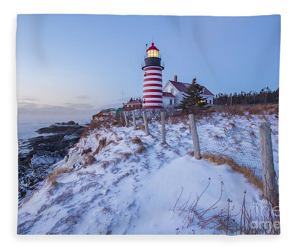 East Fleece Blanket featuring the photograph Facing East by Evelina Kremsdorf