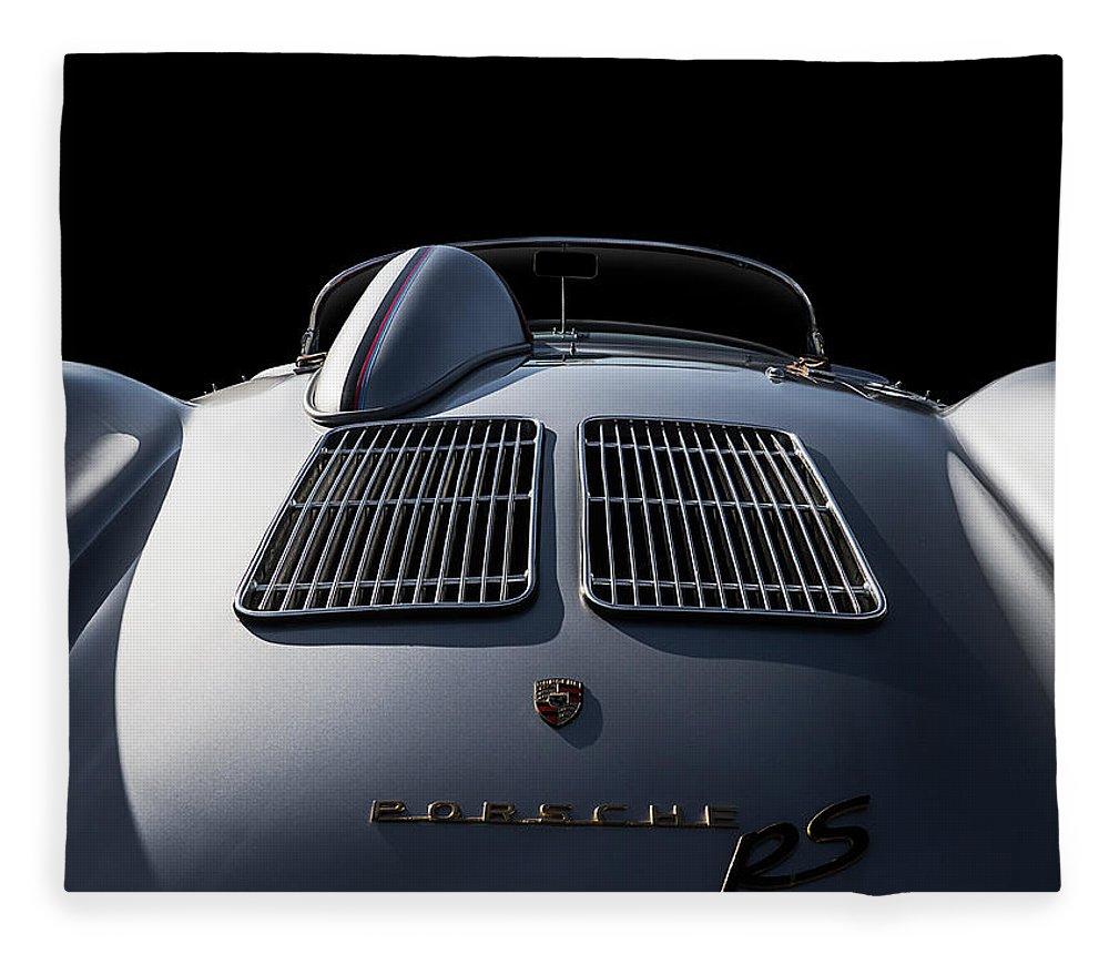 Transportation Fleece Blanket featuring the digital art Giant Killer by Douglas Pittman