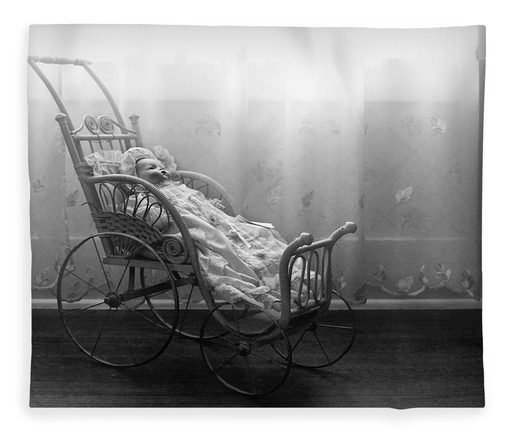 Bess Streeter Aldrich Fleece Blanket featuring the photograph Lullaby by Nikolyn McDonald