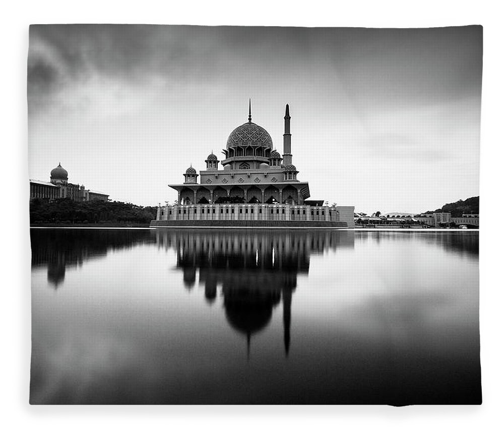 Tranquility Fleece Blanket featuring the photograph Peace by I Shoot And I Share