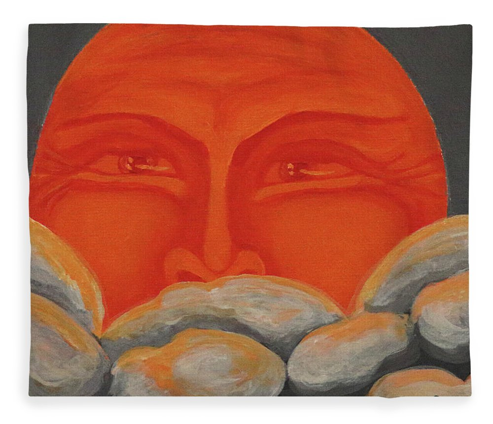 Celestial 2016 #3 Fleece Blanket