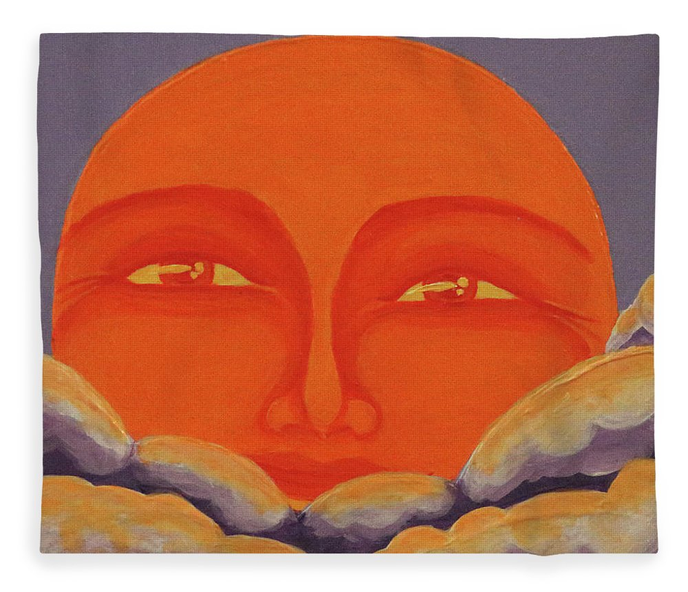 Celestial 2016 #4 Fleece Blanket