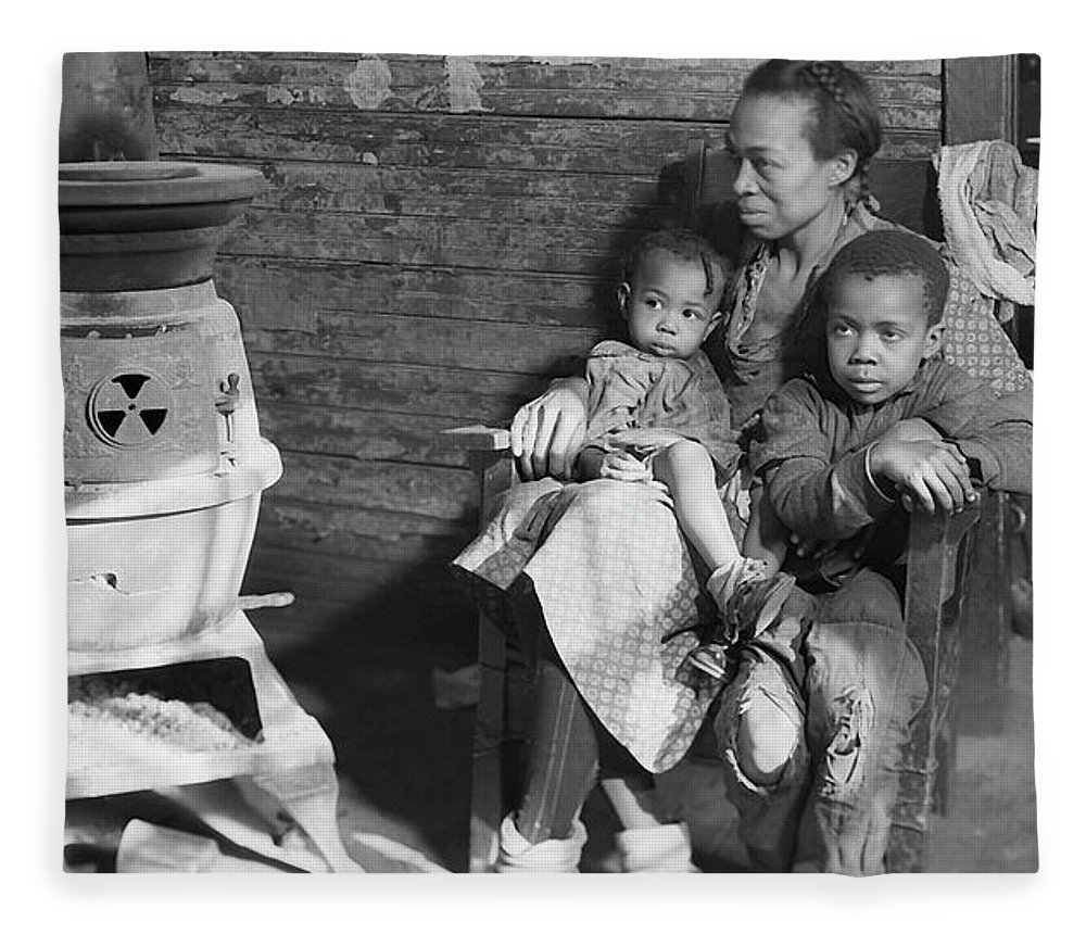 Mother And Children During The Great Depression - West ...