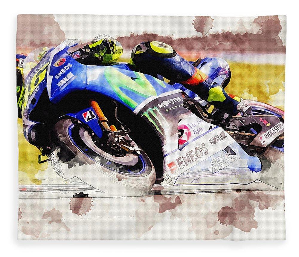 ROSSI-MOTOR BIKE GP INSPIRED STYLE Hoodie Hooded Top .