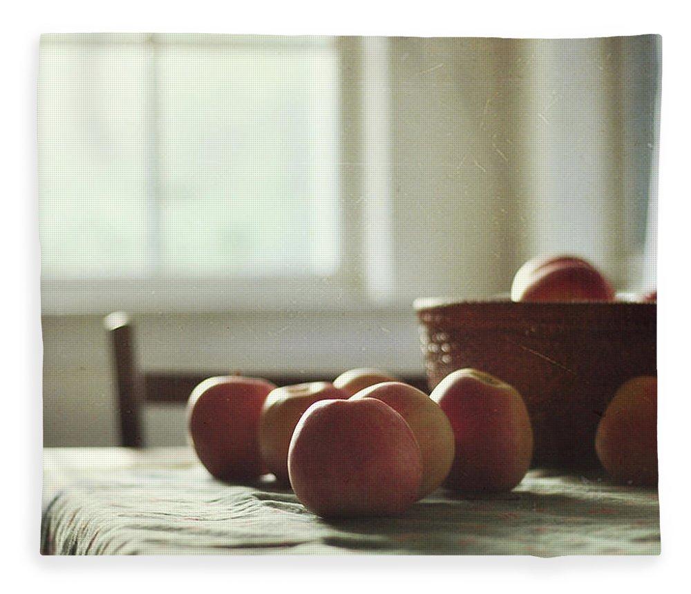 North Carolina Fleece Blanket featuring the photograph Array by Dawn D. Hanna