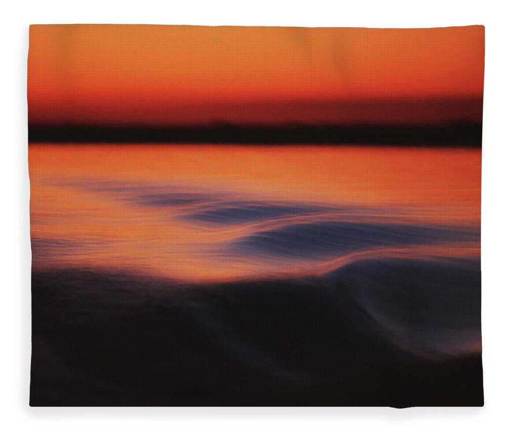 Scenics Fleece Blanket featuring the photograph Botswana, Chobe National Park, Chobe by Paul Souders