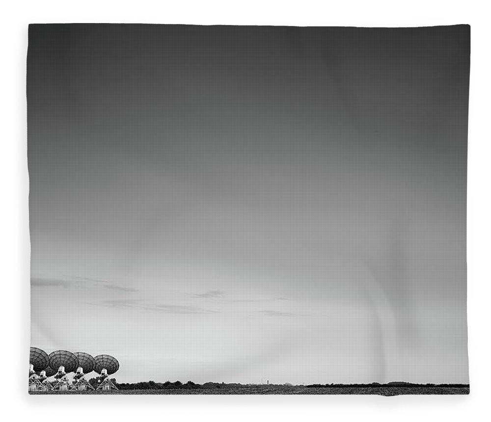 Five Objects Fleece Blanket featuring the photograph Mullard, Cambridgeshire, Uk by Richard Fraser