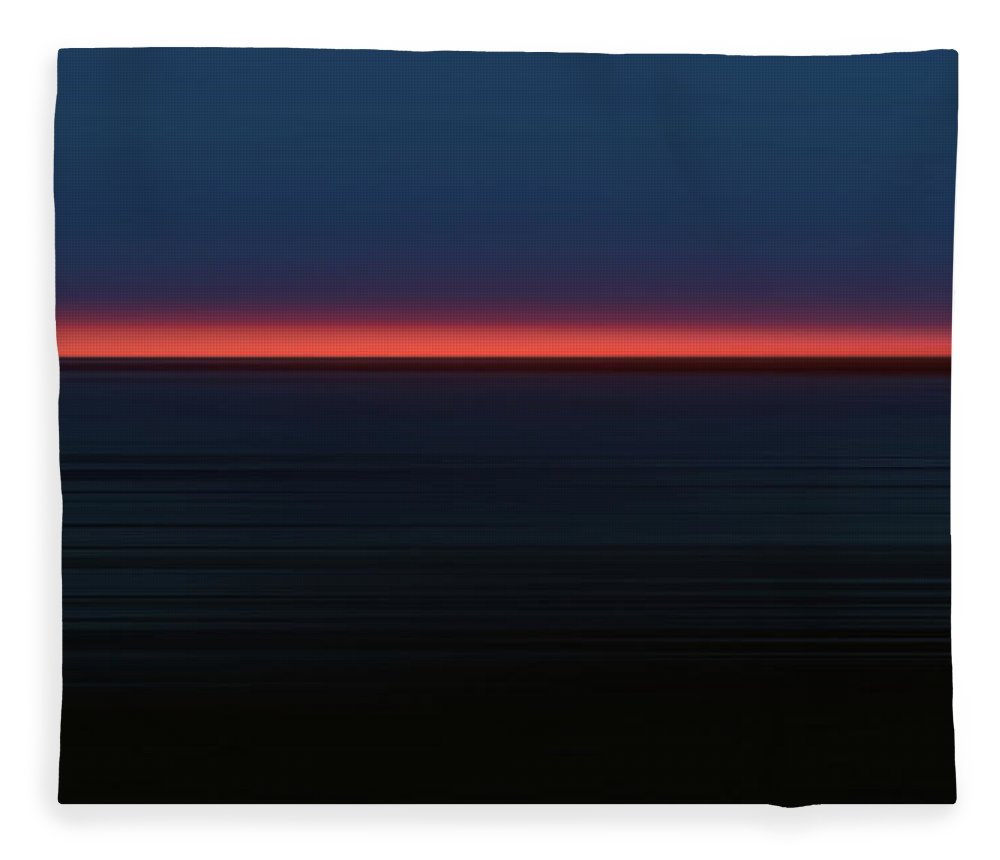 Sunrise Fleece Blanket featuring the photograph Sunrise 2 by Scott Norris