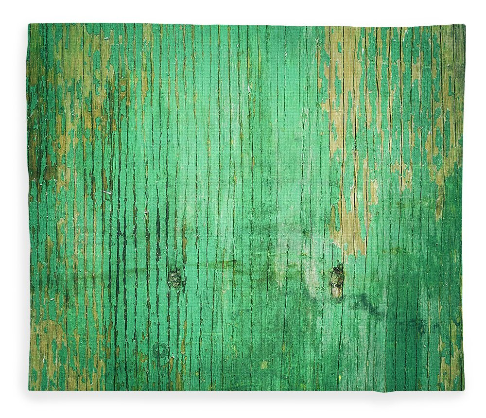 Unhygienic Fleece Blanket featuring the photograph Wooden Texture by Thepalmer