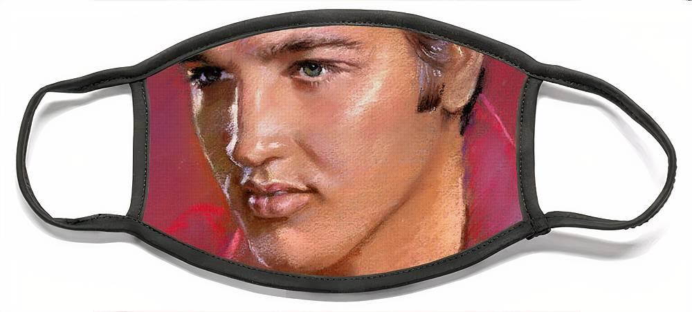 Elvis Rock Face Masks