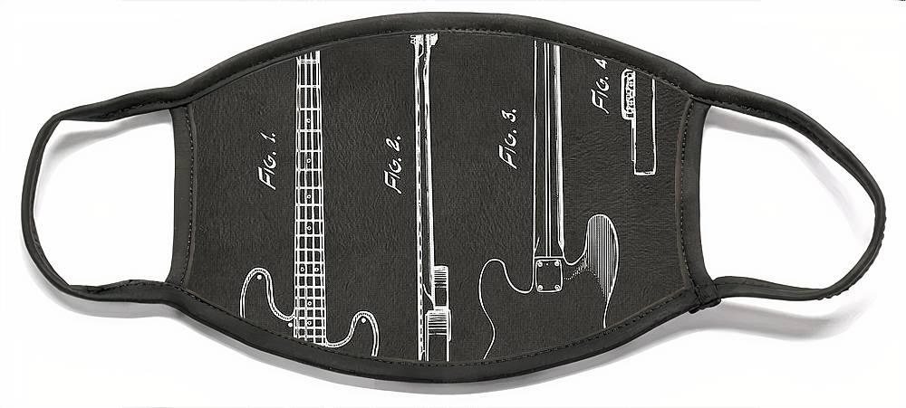 Fender Guitar Face Masks