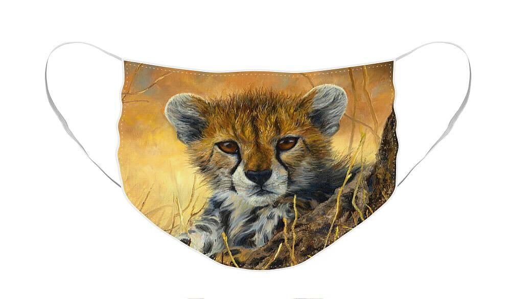 Cheetahs Face Masks