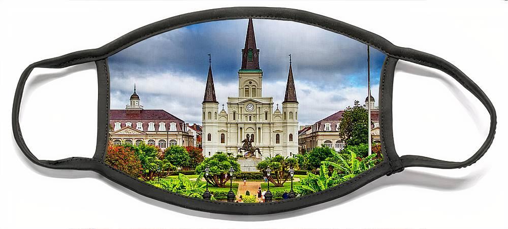 New Orleans Face Masks