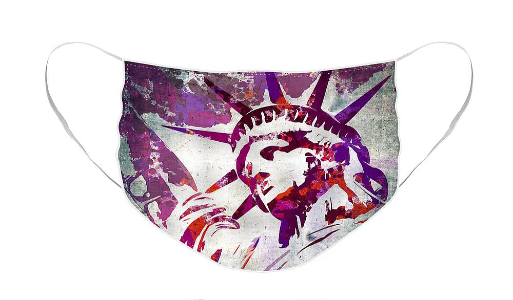 Statue Of Liberty Face Masks