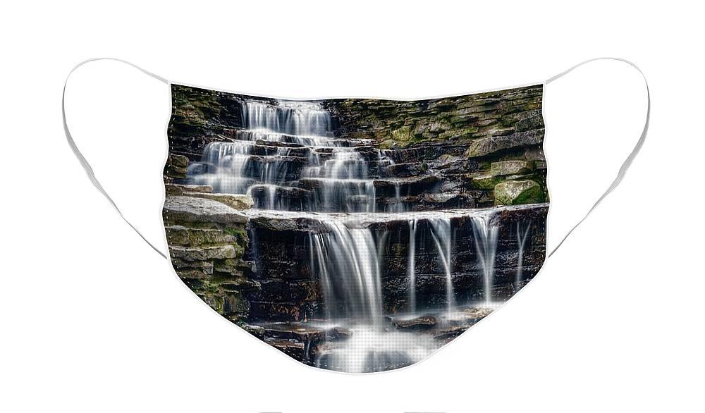 Waterfalls Face Masks