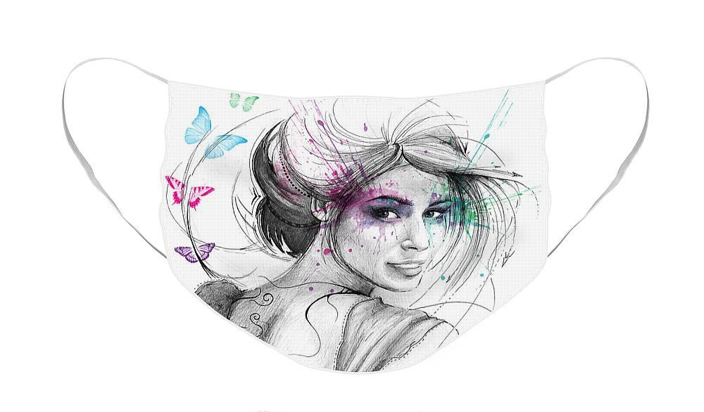 Fairy Face Masks