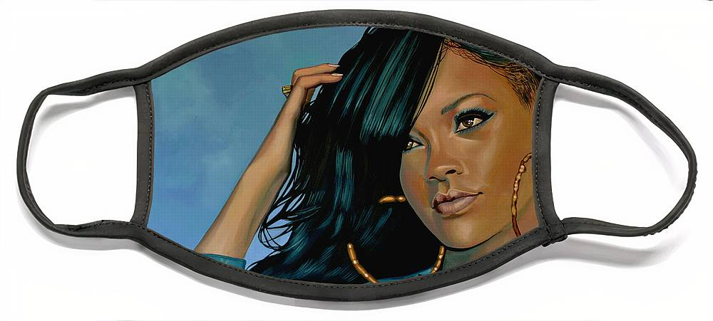 Rihanna Face Masks