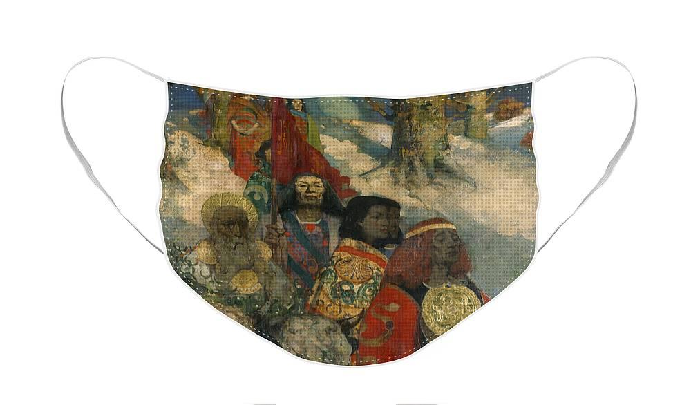 Druid Face Masks