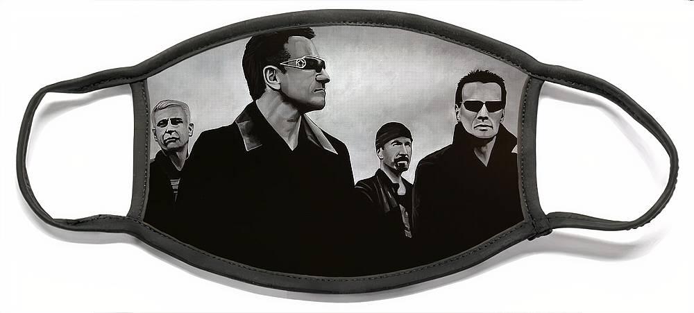 U2 Face Masks