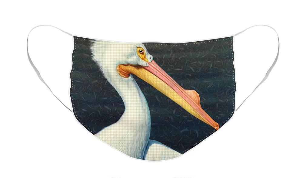 Pelicans Face Masks