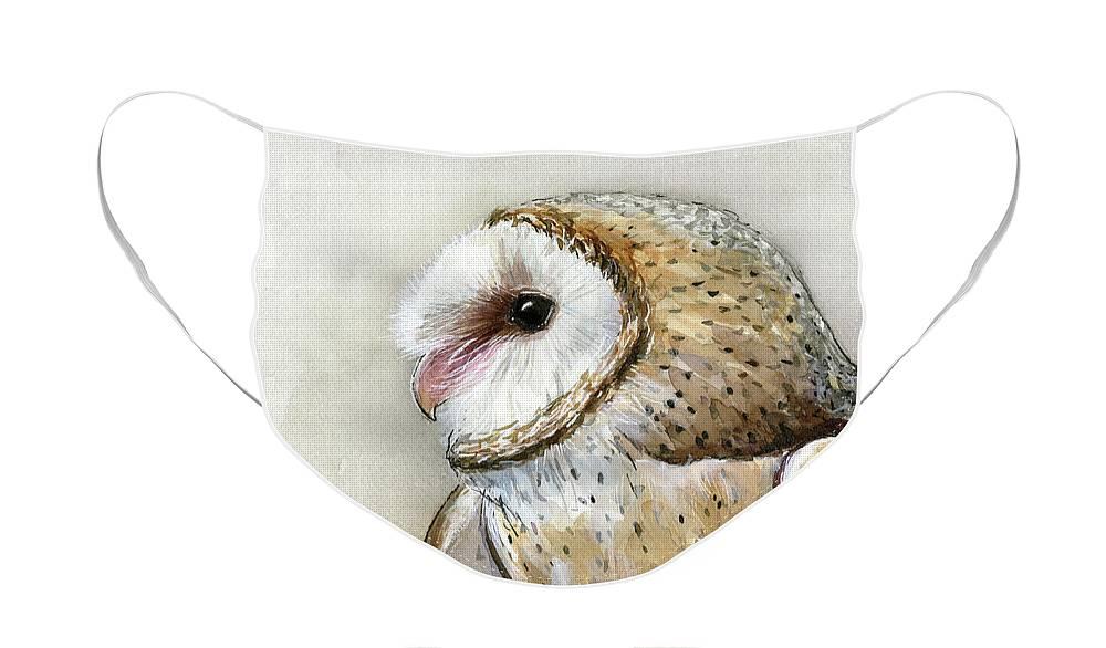 Big Bird Face Masks