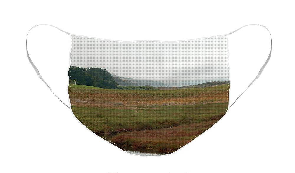 Bodega Bay Face Mask featuring the photograph Bodega Bay Beauty by Suzanne Gaff
