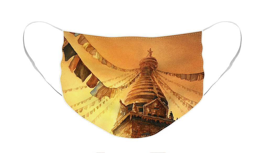 Stupa Face Masks