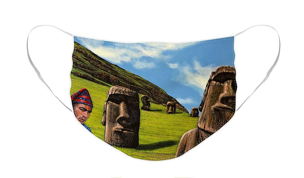 Chile Face Masks