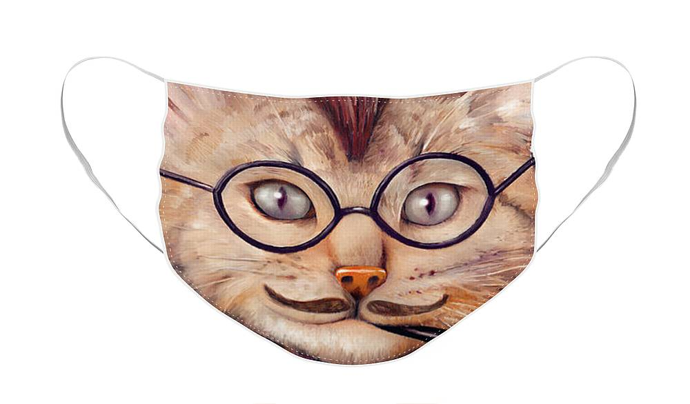 Cool Cats Face Masks