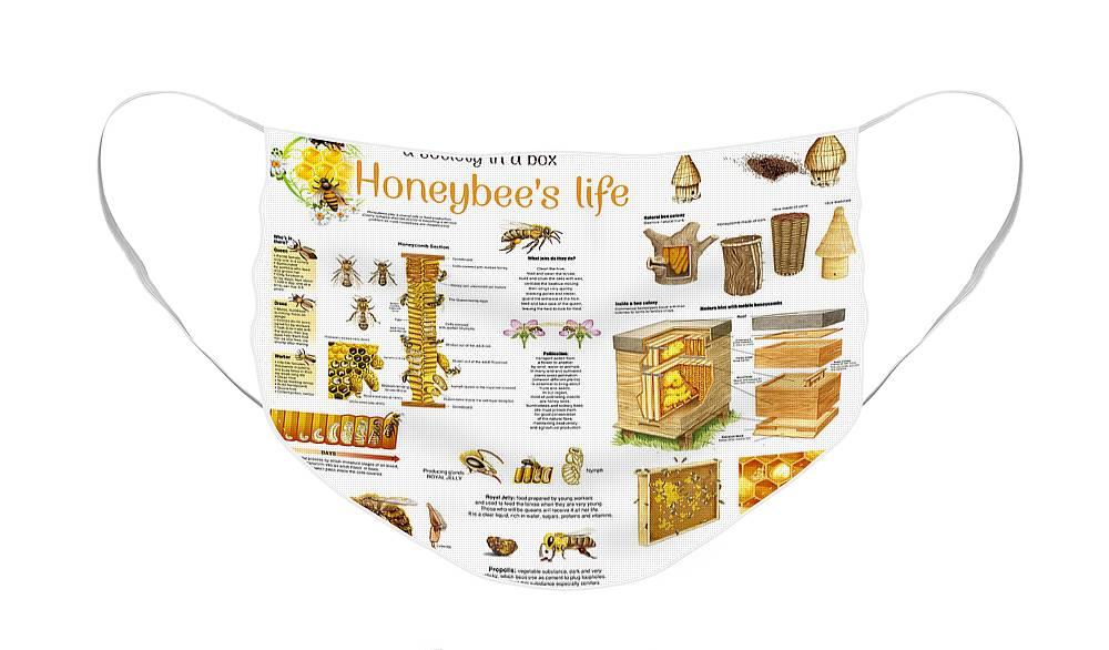Honeybee Face Masks