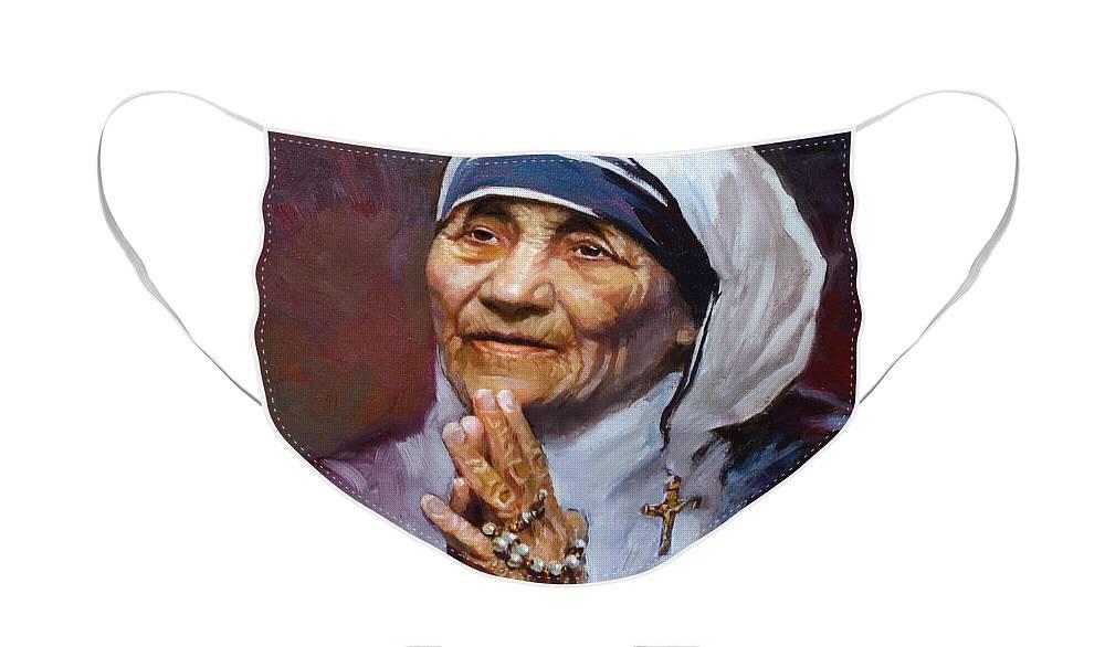 Mother Teresa Face Masks