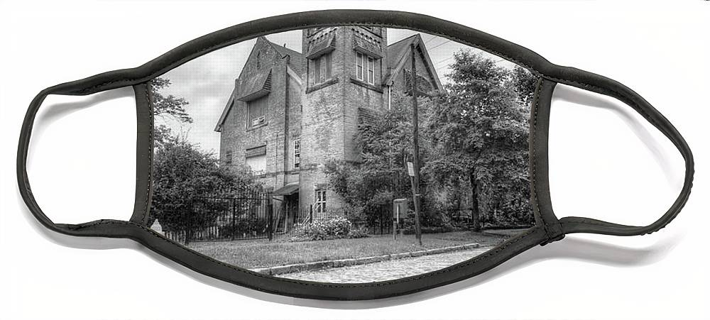 Church Face Mask featuring the photograph Old Church by Brian Fisher