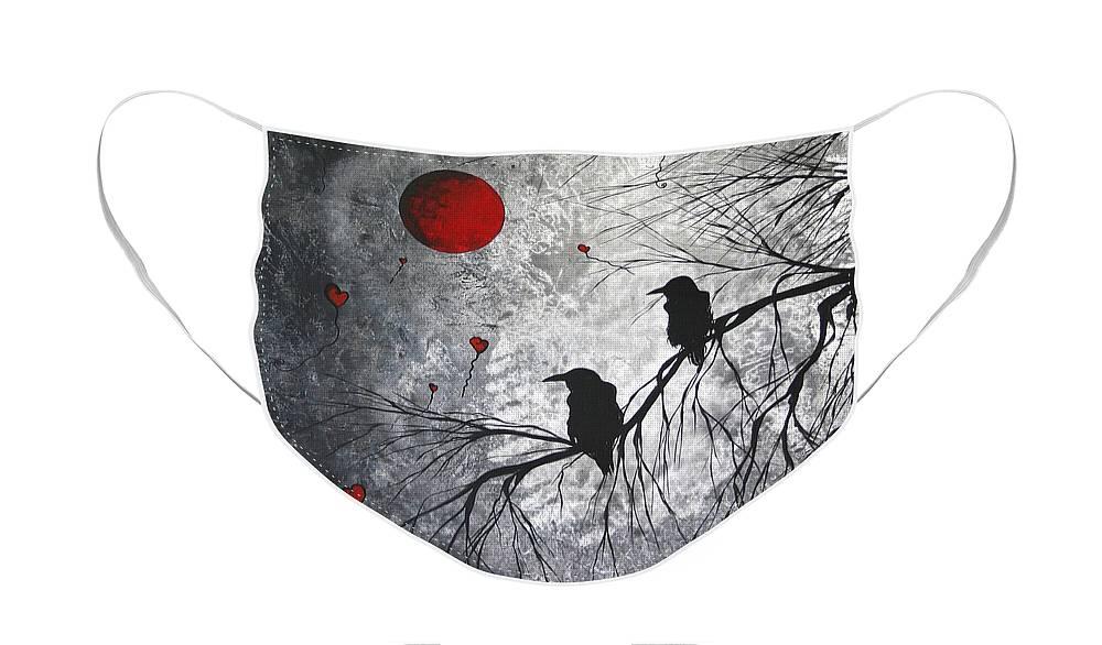 Raven Face Masks