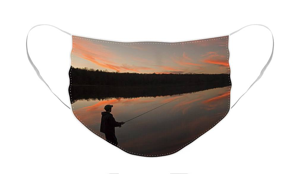 Fishing Face Masks