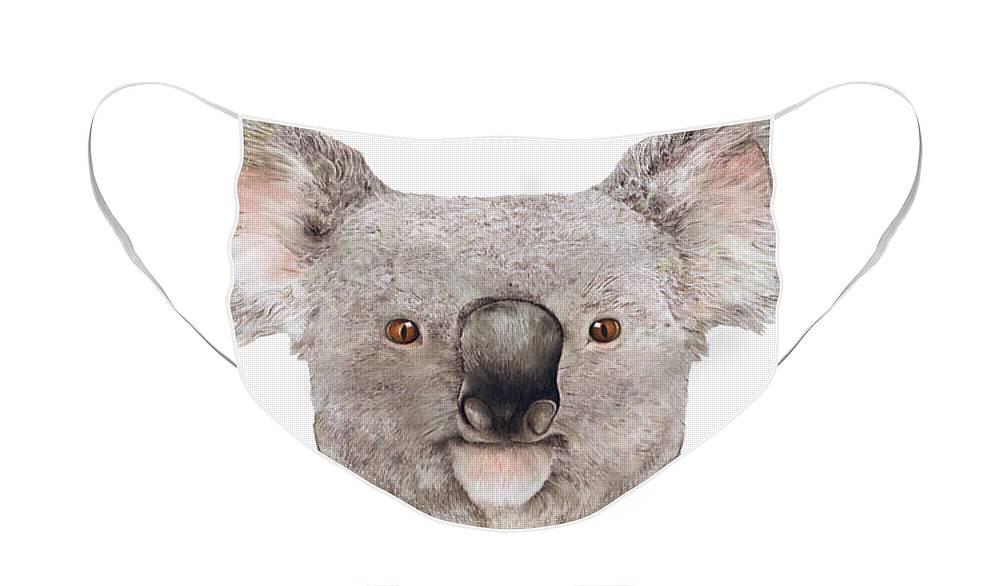 Whimsical Face Masks