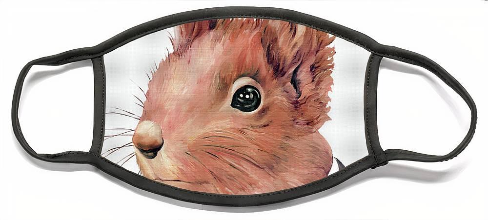 Squirrel Face Masks