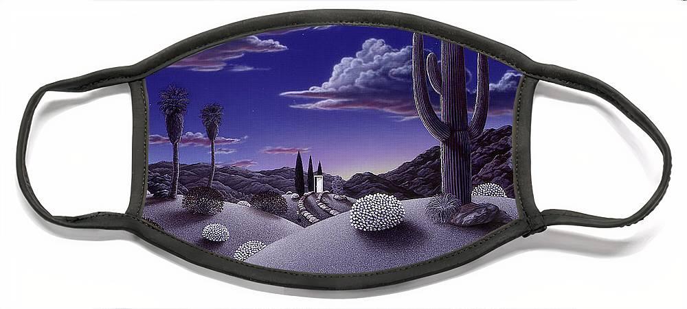Cactus Face Masks