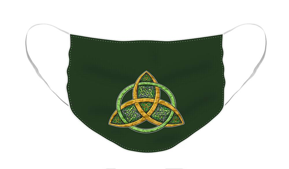 Celtic Knot Face Masks