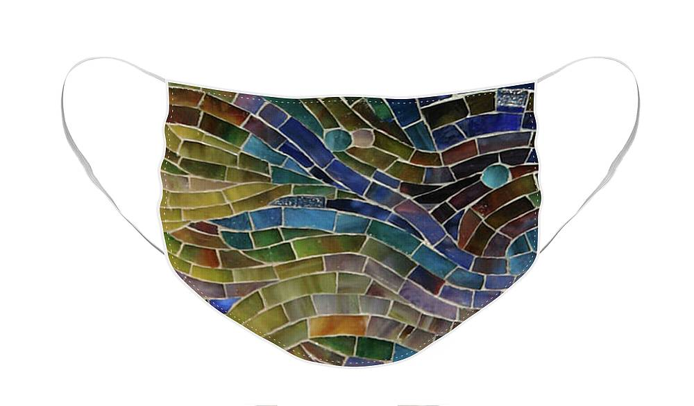 Stained Glass Face Masks
