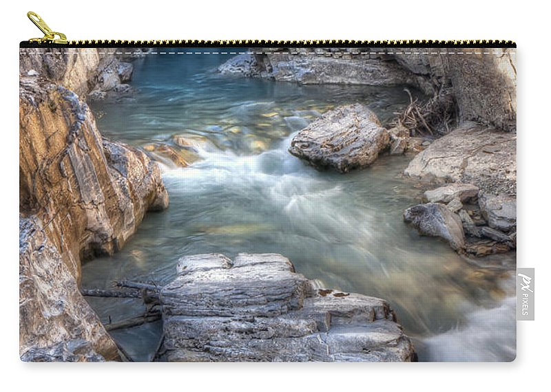 Marble Carry-all Pouch featuring the photograph 0144 Marble Canyon 2 by Steve Sturgill