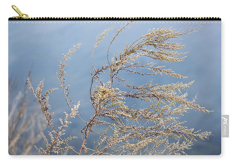 Flower Carry-all Pouch featuring the photograph 021 by Rrea Brown