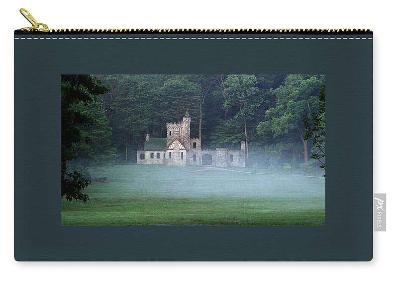 Squire Carry-all Pouch featuring the photograph 070506-42 by Mike Davis