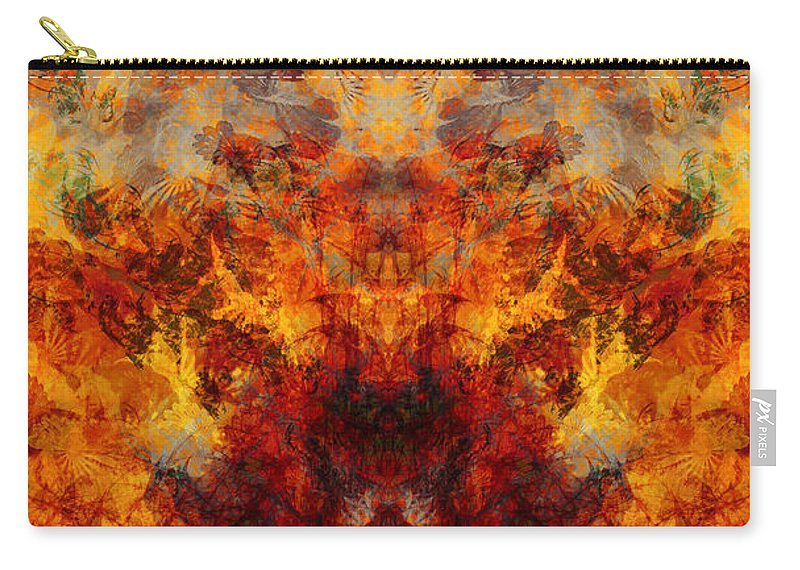 Autumn Carry-all Pouch featuring the painting Autumn Glory by Christopher Gaston