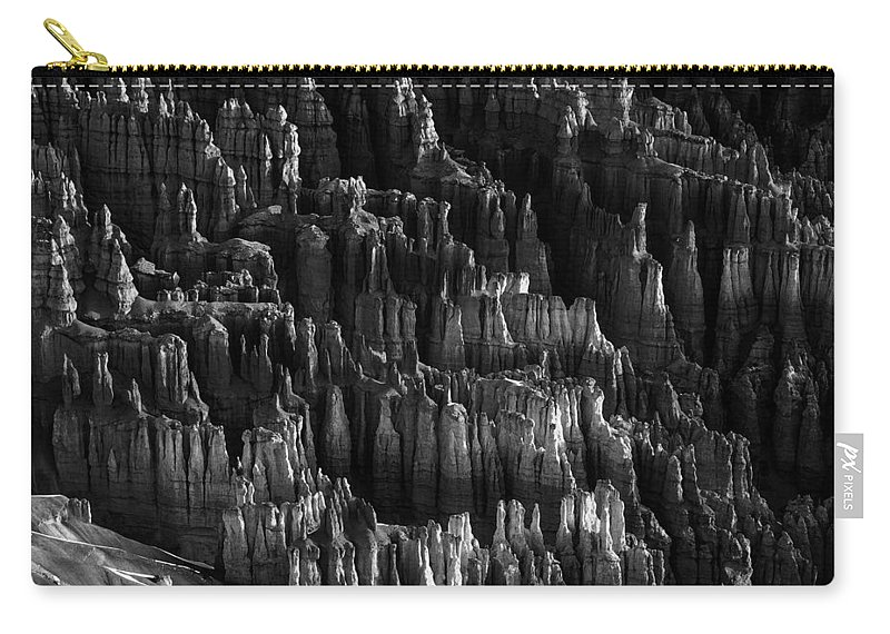 Adventure Carry-all Pouch featuring the photograph Bryce Canyon 18 by Ingrid Smith-Johnsen