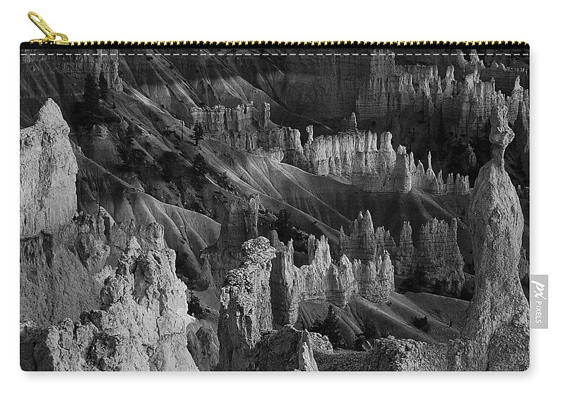 Adventure Carry-all Pouch featuring the photograph Bryce Canyon 20 by Ingrid Smith-Johnsen